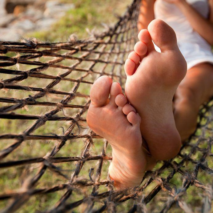 Ontspannende voetmassage, JouwZENmoment