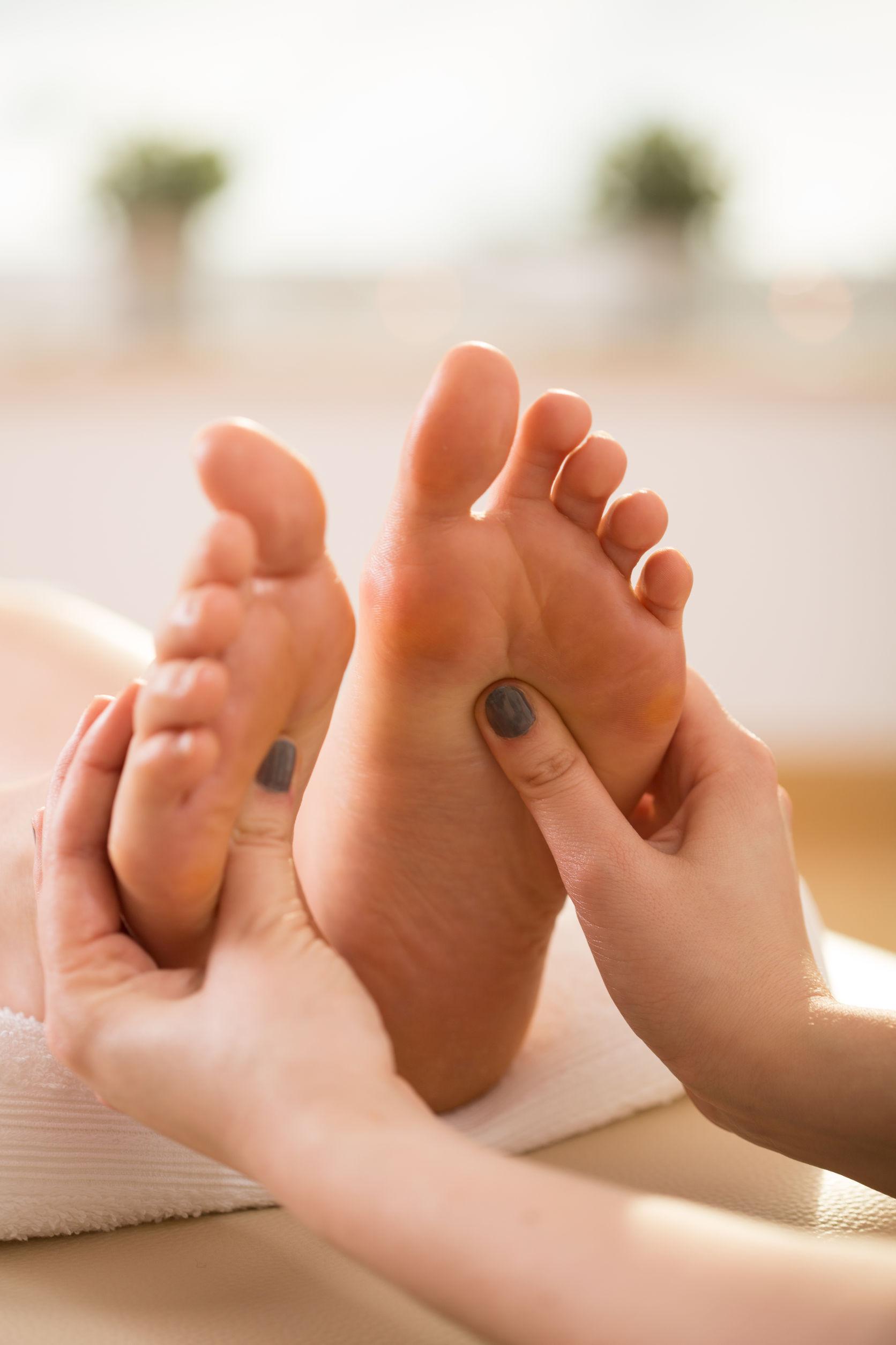 Voetreflex Horst, voetreflexpraktijk Sandra Poels, voetmassage