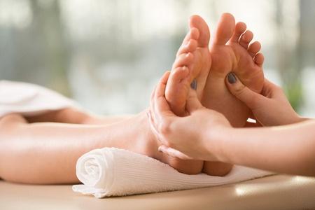 Voetreflex Horst, reflexzonetherapie, innerlijke rust, stress, overgangsklachten, Voetreflex Praktijk Sandra Poels